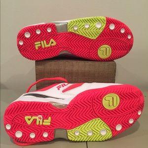 Fila Sentinel Junior Tennis Shoes Women's